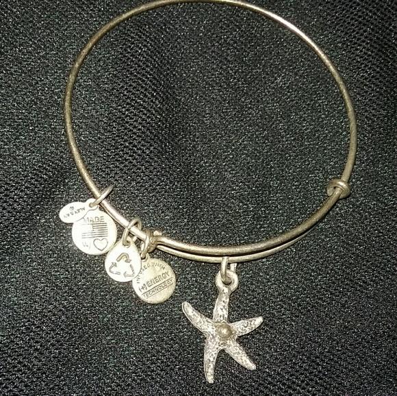 ALEX and ANI Jewelry - ALEX and ANI STARFISH Adjustable BRACELET Charming